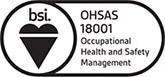 bsi OHSAS 18001 logo