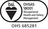 bsi-assurance logo-18001-OHS 685281