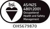bsi certification logo OHS679870