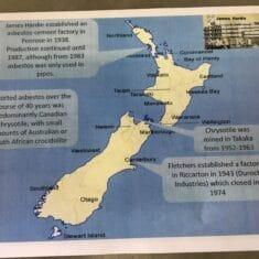 Asbestos history in NZ